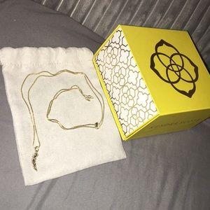 Kendra Scott Stormie Long Pendant Necklace